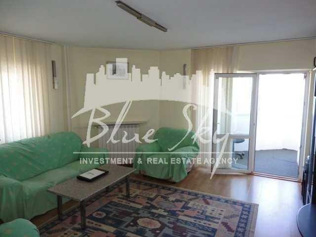 Apartament de inchiriat in Constanta cu 2 camere, cu 1 grup sanitar, suprafata utila 67 mp. Pret: 350 euro negociabil.
