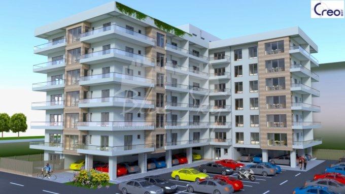 Apartament de vanzare in Constanta cu 2 camere, cu 1 grup sanitar, suprafata utila 5735 mp. Pret: 52.580 euro negociabil.
