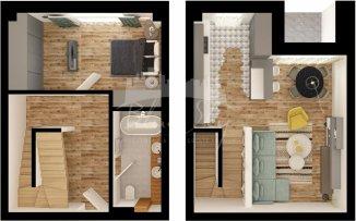 vanzare apartament decomandat, zona Campus, orasul Constanta, suprafata utila 89 mp