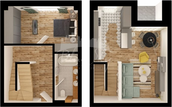 Apartament vanzare Constanta 2 camere, suprafata utila 89 mp, 1 grup sanitar. 89.000 euro negociabil. Etajul 5. Apartament Campus Constanta