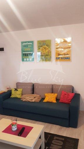 Apartament de vanzare in Constanta cu 2 camere, cu 1 grup sanitar, suprafata utila 60 mp. Pret: 61.000 euro negociabil.