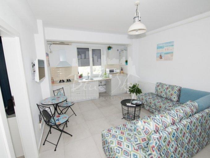Apartament de vanzare in Constanta cu 2 camere, cu 1 grup sanitar, suprafata utila 44 mp. Pret: 49.000 euro negociabil.