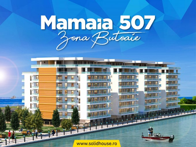 Apartament vanzare Constanta 2 camere, suprafata utila 57 mp, 1 grup sanitar, 1  balcon. 87.000 euro negociabil. Etajul 3 / 8. Destinatie: Rezidenta. Apartament Intim Constanta