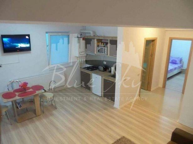 vanzare Apartament Constanta cu 2 camere, cu 1 grup sanitar, suprafata utila 60 mp. Pret: 61.200 euro negociabil.