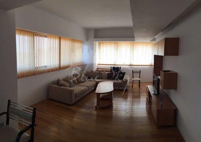 Apartament de inchiriat direct de la agentie imobiliara, in Constanta, in zona Faleza Nord, cu 600 euro negociabil. 1 grup sanitar, suprafata utila 118 mp.