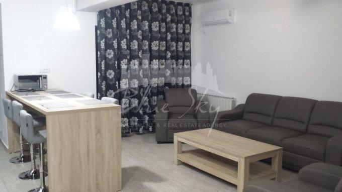 Apartament inchiriere Campus cu 2 camere, etajul 4, 1 grup sanitar, cu suprafata de 60 mp. Constanta, zona Campus.