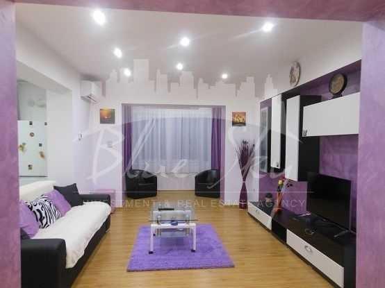 Apartament de inchiriat in Constanta cu 2 camere, cu 1 grup sanitar, suprafata utila 87 mp. Pret: 600 euro negociabil.