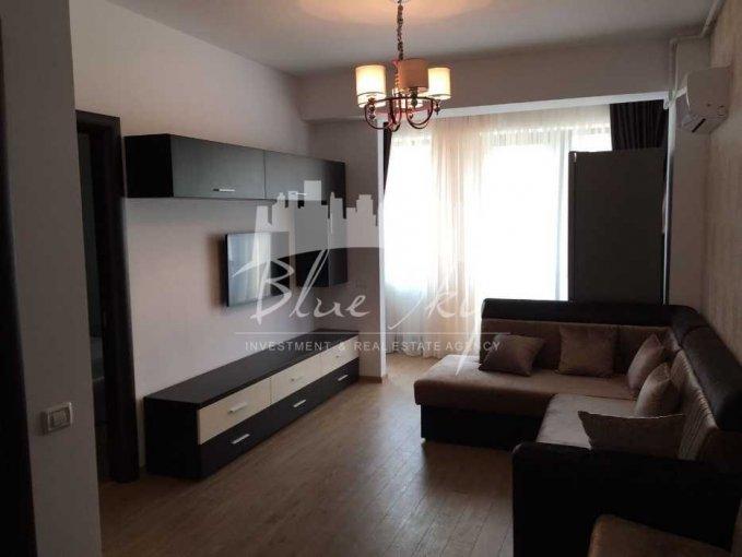 Apartament inchiriere Tomis Plus cu 2 camere, etajul 1, 1 grup sanitar, cu suprafata de 75 mp. Constanta, zona Tomis Plus.