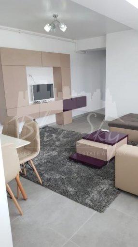 Apartament de inchiriat in Constanta cu 2 camere, cu 1 grup sanitar, suprafata utila 55 mp. Pret: 450 euro negociabil.