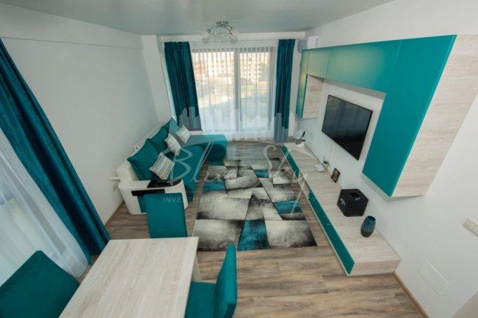 Apartament de inchiriat in Constanta cu 2 camere, cu 1 grup sanitar, suprafata utila 62 mp. Pret: 700 euro negociabil.