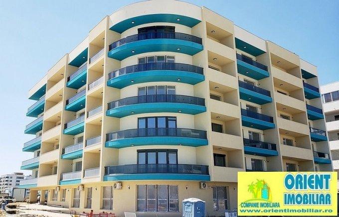 Apartament de vanzare in Constanta cu 2 camere, cu 1 grup sanitar, suprafata utila 50 mp. Pret: 74.500 euro. Usa intrare: Metal.