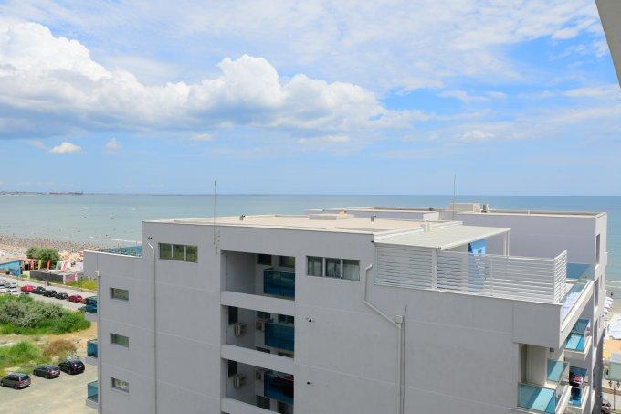 Apartament vanzare cu 2 camere, etajul 8 / 8, 1 grup sanitar, cu suprafata de 59 mp. Mamaia Nord.
