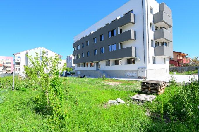 Apartament de vanzare in Constanta cu 2 camere, cu 1 grup sanitar, suprafata utila 59 mp. Pret: 72.000 euro. Usa intrare: Metal.