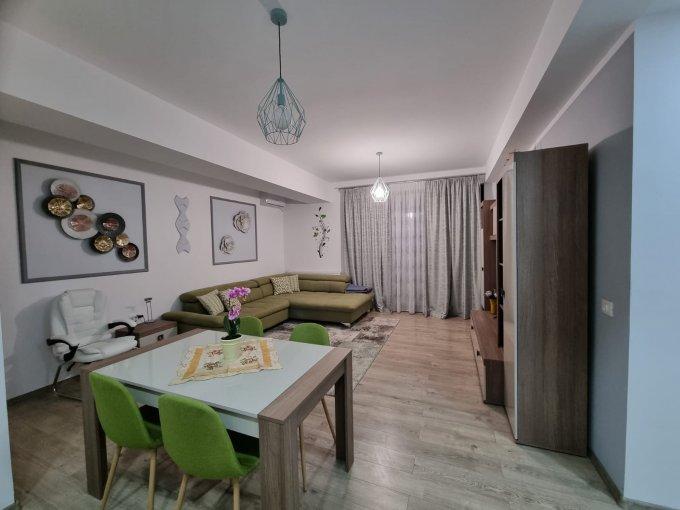 inchiriere Apartament Constanta cu 2 camere, cu 1 grup sanitar, suprafata utila 70 mp. Pret: 420 euro negociabil. Incalzire: Centrala proprie a locuintei. Racire: Aer conditionat.