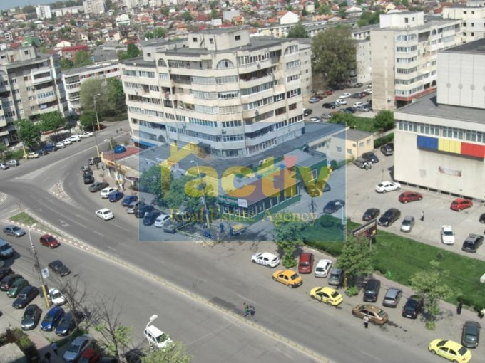 vanzare apartament decomandata, zona Casa de Cultura, orasul Constanta, suprafata utila 48 mp