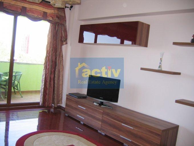 Constanta, zona Mamaia statiune, apartament cu 2 camere de inchiriat, Mobilat lux