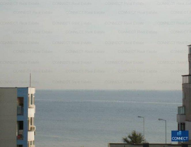 vanzare apartament decomandat, zona Faleza Nord, orasul Constanta, suprafata utila 53 mp