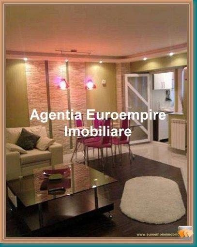 Apartament de inchiriat in Constanta cu 2 camere, cu 2 grupuri sanitare, suprafata utila 80 mp. Pret: 400 euro.