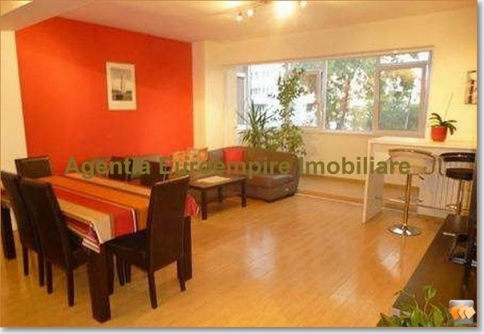Apartament de inchiriat direct de la agentie imobiliara, in Constanta, in zona Gara, cu 500 euro. 1 grup sanitar, suprafata utila 81 mp.
