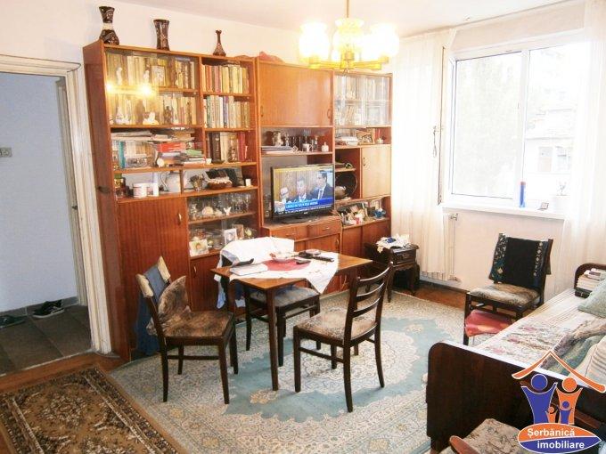 vanzare apartament semidecomandat, zona Centru, orasul Constanta, suprafata utila 57 mp