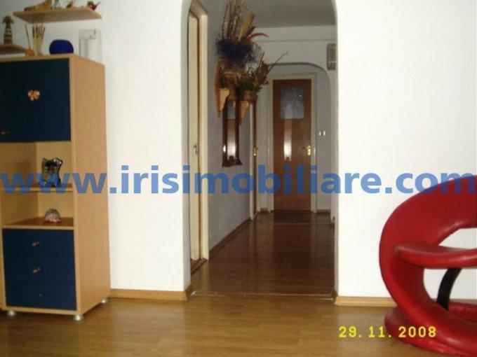 Apartament cu 3 camere de inchiriat, confort 1, zona Tomis Nord,  Constanta