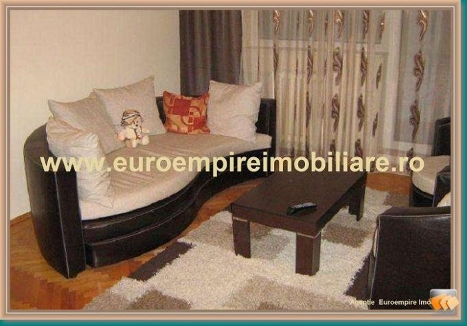 Apartament de inchiriat direct de la agentie imobiliara, in Constanta, in zona Tomis 3, cu 350 euro. 1 grup sanitar, suprafata utila 60 mp.