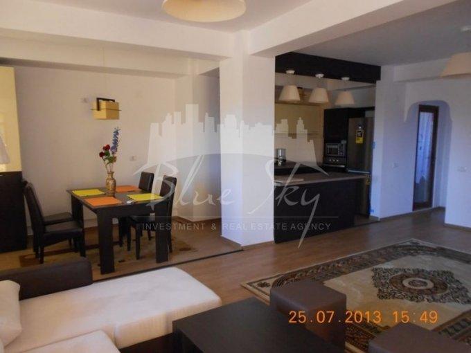 Apartament inchiriere Piata Ovidiu cu 3 camere, etajul 3, 1 grup sanitar, cu suprafata de 140 mp. Constanta, zona Piata Ovidiu.