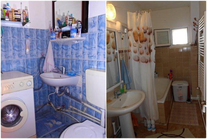 vanzare apartament decomandat, zona Pod Butelii, orasul Constanta, suprafata utila 73 mp