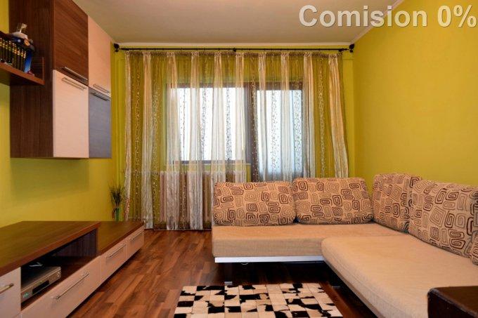 Apartament de vanzare in Constanta cu 3 camere, cu 2 grupuri sanitare, suprafata utila 65 mp. Pret: 66.000 euro. Usa intrare: Metal. Usi interioare: Lemn.