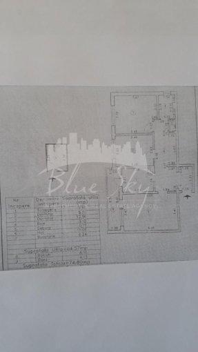 Apartament de vanzare direct de la agentie imobiliara, in Constanta, in zona Tomis Nord, cu 68.000 euro negociabil. 1 grup sanitar, suprafata utila 80 mp.