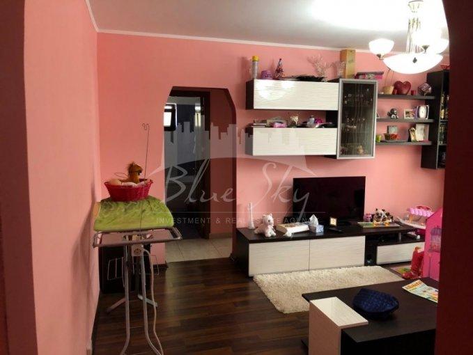 vanzare Apartament Constanta cu 3 camere, cu 1 grup sanitar, suprafata utila 62 mp. Pret: 62.000 euro negociabil.