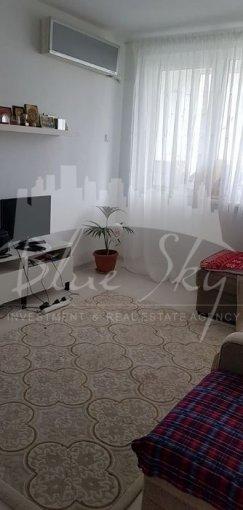 Apartament de vanzare in Constanta cu 3 camere, cu 1 grup sanitar, suprafata utila 62 mp. Pret: 72.500 euro negociabil.