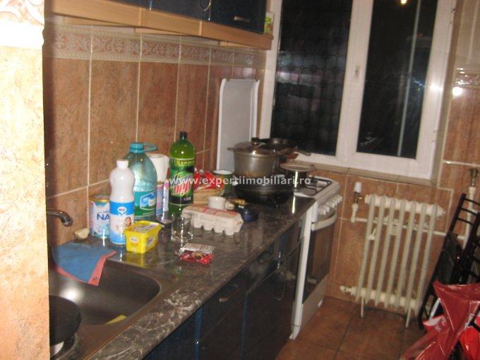 vanzare apartament semidecomandat, zona Km 4-5, orasul Constanta, suprafata utila 50 mp