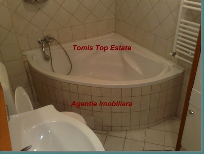inchiriere apartament cu 3 camere, decomandat, in zona Tomis 2, orasul Constanta