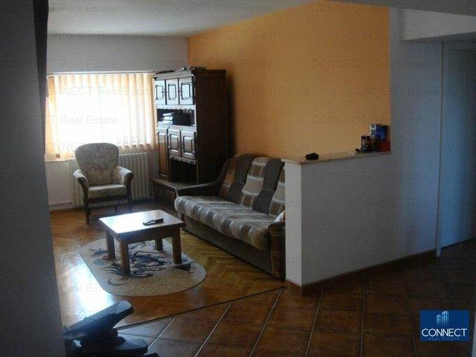 Constanta, zona Trocadero, apartament cu 3 camere de inchiriat, Mobilat