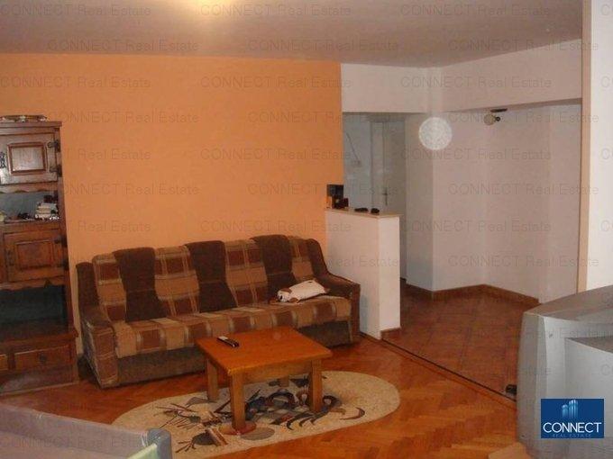 inchiriere apartament decomandat, zona Trocadero, orasul Constanta, suprafata utila 78 mp