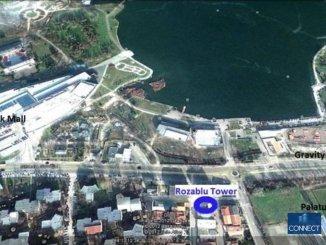 vanzare apartament decomandat, zona City Park Mall, orasul Constanta, suprafata utila 100 mp