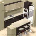 Apartament cu 3 camere de inchiriat, confort Lux, zona Piata Ovidiu,  Constanta