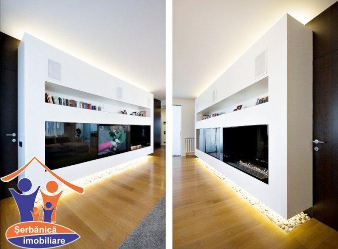 Apartament cu 3 camere de vanzare, confort Lux, zona Tomis Plus,  Constanta
