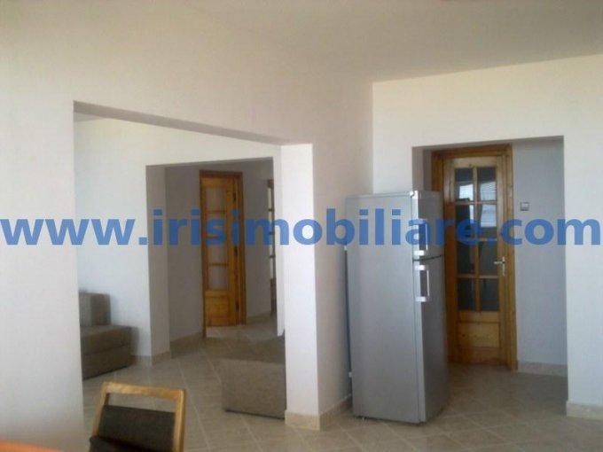 Constanta, zona Faleza Nord, apartament cu 3 camere de inchiriat, Mobilat modern