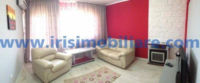 inchiriere apartament cu 3 camere, decomandat, in zona Tomis Plus, orasul Constanta
