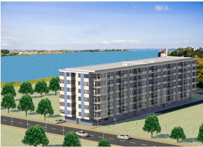 Apartament de vanzare direct de la dezvoltator imobiliar, in Constanta, in zona Campus, cu 124.900 euro negociabil. 2  balcoane, 2 grupuri sanitare, suprafata utila 102 mp.