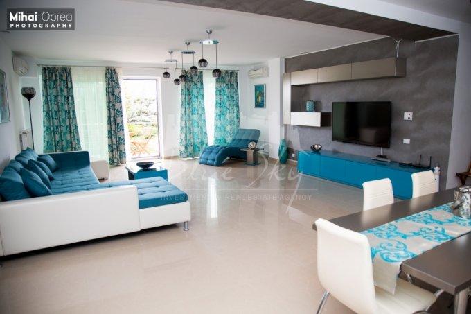 Apartament inchiriere Mamaia Nord cu 3 camere, la Parter, 2 grupuri sanitare, cu suprafata de 150 mp. Constanta, zona Mamaia Nord.