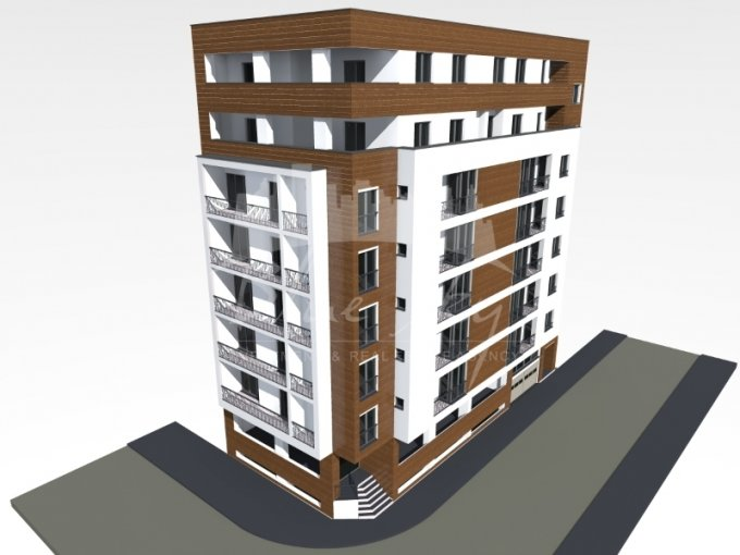 Constanta, zona Delfinariu, apartament cu 3 camere de vanzare