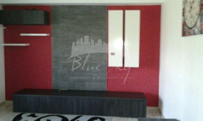 Apartament inchiriere Constanta 3 camere, suprafata utila 82 mp, 2 grupuri sanitare. 290 euro. La Parter. Apartament Elvila Constanta