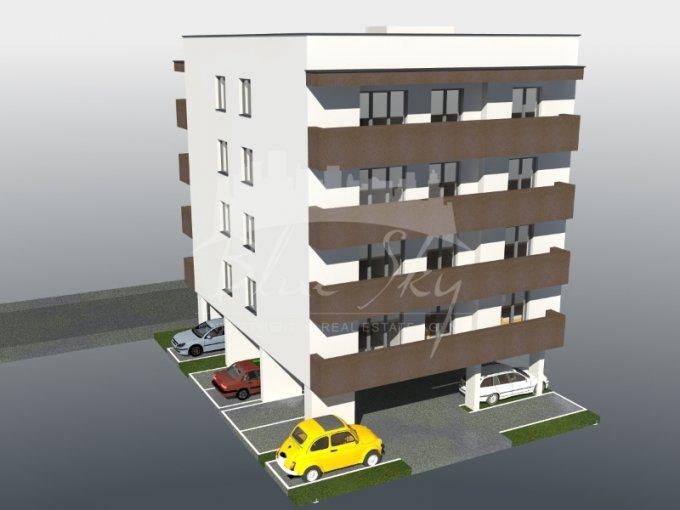 Apartament vanzare Constanta 3 camere, suprafata utila 10102 mp, 2 grupuri sanitare. 74.000 euro negociabil. Etajul 2. Apartament Km 4-5 Constanta