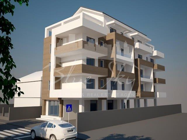 Apartament vanzare Constanta 3 camere, suprafata utila 135 mp, 2 grupuri sanitare. 90.500 euro. Etajul 2. Apartament Primo Constanta