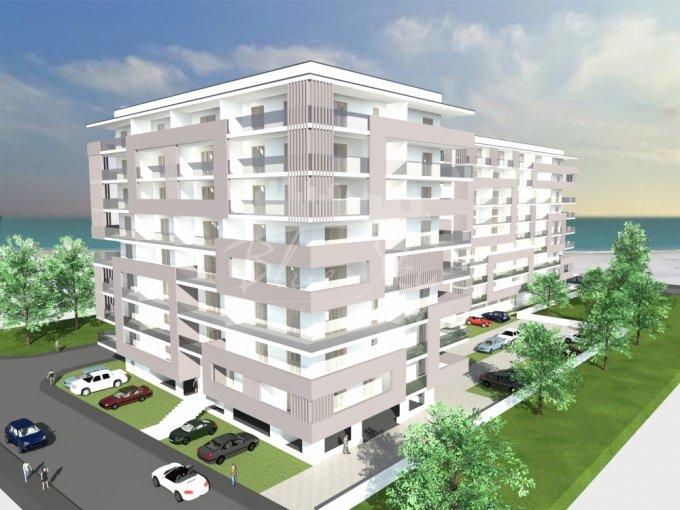 Apartament vanzare Mamaia Nord cu 3 camere, etajul 4, 2 grupuri sanitare, cu suprafata de 129 mp. Constanta, zona Mamaia Nord.