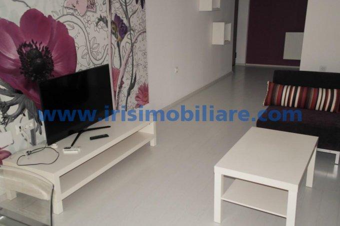 Apartament de inchiriat in Constanta cu 3 camere, cu 2 grupuri sanitare, suprafata utila 130 mp. Pret: 999 euro. Mobilat lux.