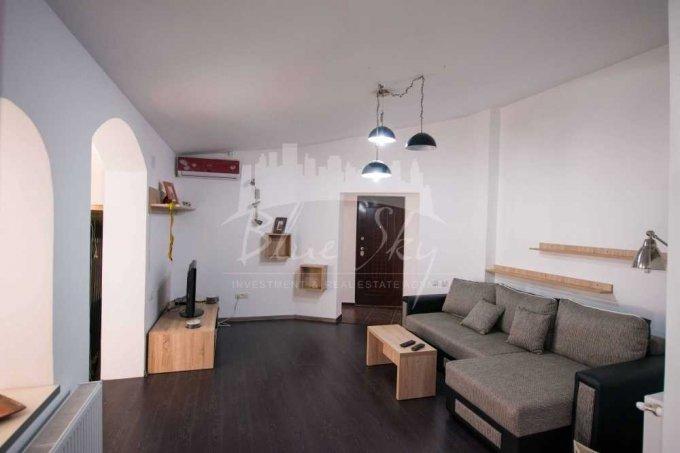Apartament inchiriere Constanta 3 camere, suprafata utila 95 mp, 2 grupuri sanitare. 400 euro negociabil. Etajul 2. Apartament Piata Ovidiu Constanta